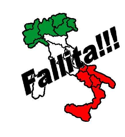 ecco le macerie di una italia fallita