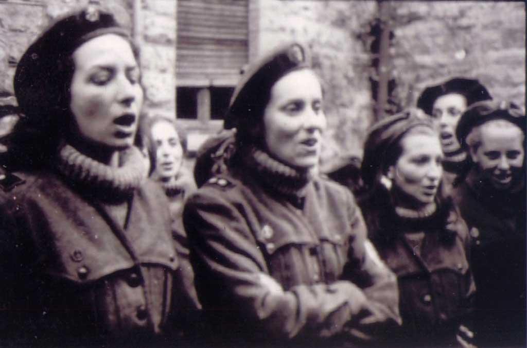Image result for volontarie della repubblica sociale italiana