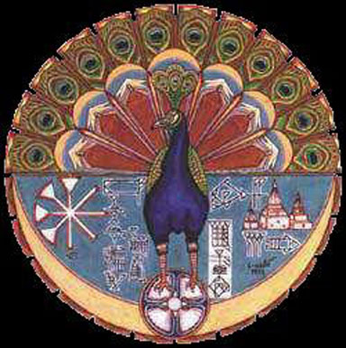 melek-taus-peacock-angel