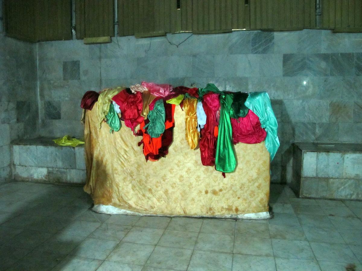 Tomb of Sheikh Adi ibn Musafir(?)