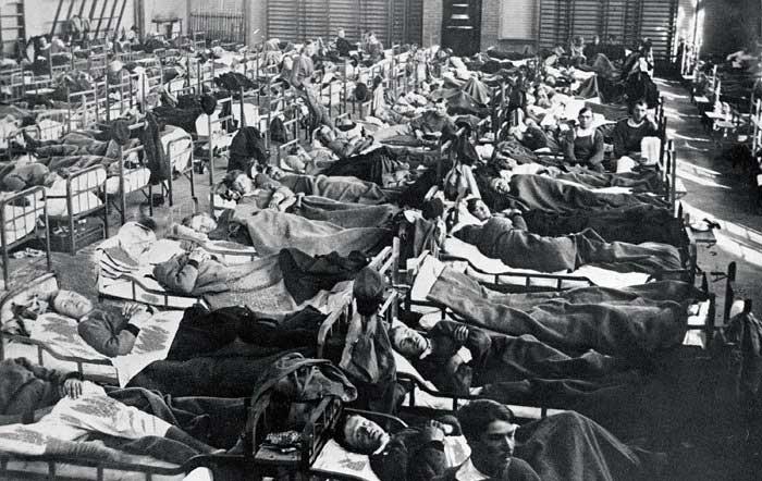 Cholera Pandemie 1820